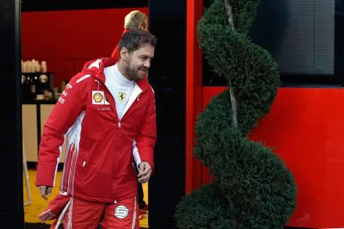 Vettel e il ricorso respinto Punito il coraggio dei piloti