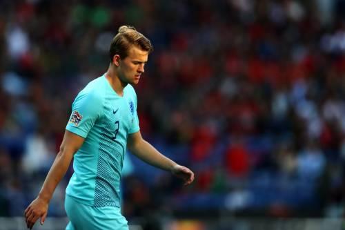 """Juve-De Ligt, rivelazione di Mundo Deportivo:  """"Il Barcellona ha tentato lo sgarbo in extremis"""""""