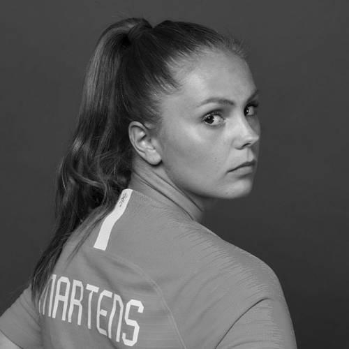 Gli scatti di Lieke Martens: una delle punte di diamante dell'Olanda femminile 6