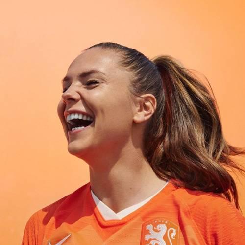 Gli scatti di Lieke Martens: una delle punte di diamante dell'Olanda femminile 7