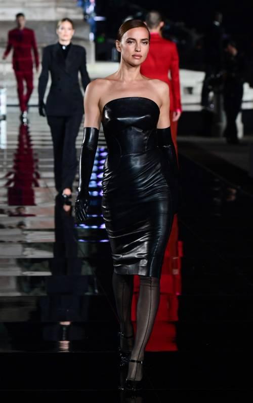 Irina Shayk sfila in Italia: foto 6