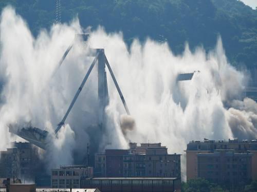 """Ponte Morandi, la perizia: """"Il 68% dei cavi d'acciaio era parecchio corroso"""""""