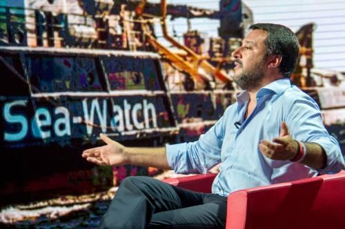 """Caso Sea Watch, l'Anm contro Salvini: """"Commenti sprezzanti alimentano clima d'odio"""""""
