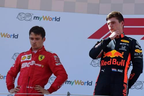 """Ferrari e Leclerc gioiscono per la """"vittoria"""": il documento però è un fake"""