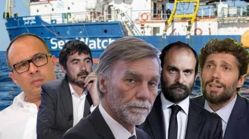 I Fantastici cinque che portano voti a Salvini