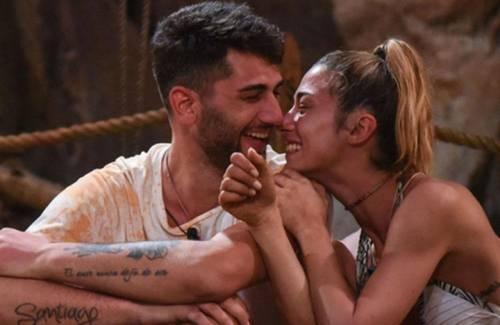 Jeremias Rodriguez e Soleil Sorge vanno a convivere