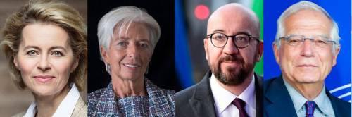 Ue, ecco le nomine: von der Leyen alla Commisione, Lagarde alla Bce