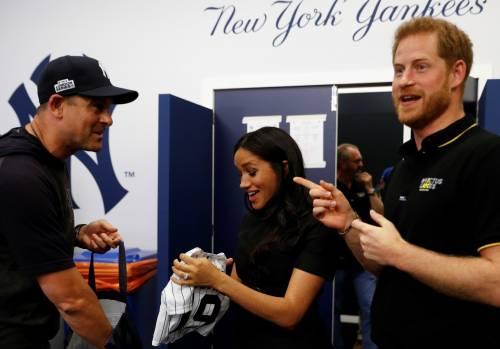 Meghan Markle romantica con il Principe Harry: foto 6