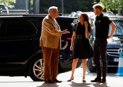 Meghan Markle romantica con il Principe Harry: foto 8