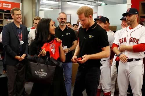 Meghan Markle romantica con il Principe Harry: foto 9