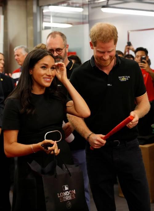Meghan Markle romantica con il Principe Harry: foto 10