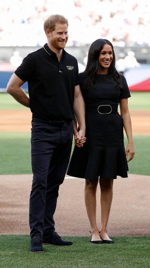 Meghan Markle romantica con il Principe Harry: foto 1