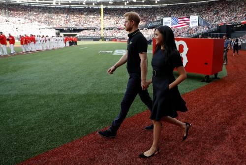 Meghan Markle romantica con il Principe Harry: foto 3