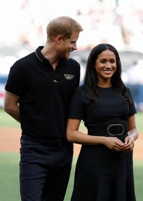Meghan Markle romantica con il Principe Harry: foto 4
