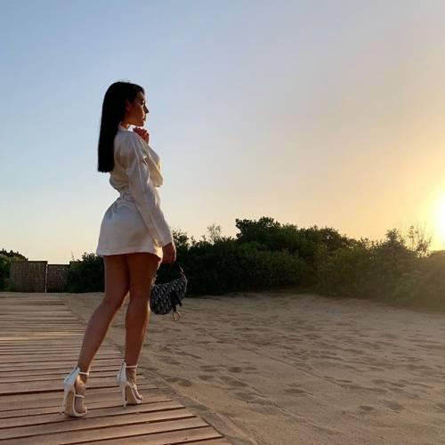 Gli scatti sexy di Georgina Rodriguez: follower in delirio 9