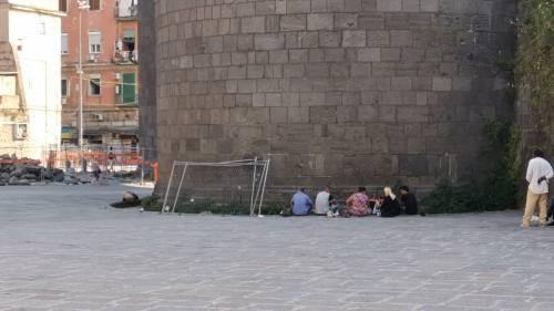 Napoli, Porta Capuana ricovero per tossici e senzatetto 3