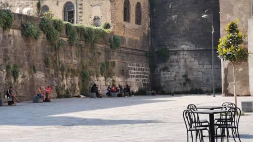 Napoli, Porta Capuana ricovero per tossici e senzatetto 4