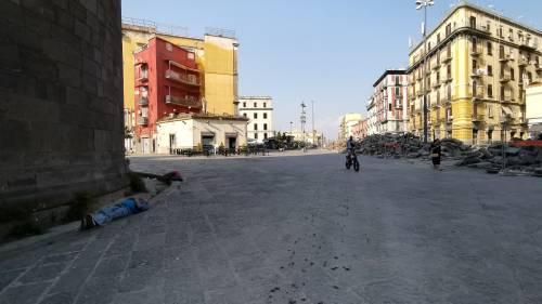 Napoli, Porta Capuana ricovero per tossici e senzatetto 1