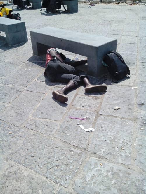 Napoli, Porta Capuana ricovero per tossici e senzatetto 2