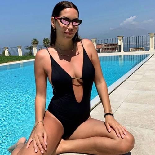 Debora Salvalaggio incanta su Instagram: gli scatti di lady Quagliarella 6