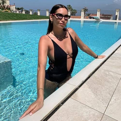 Debora Salvalaggio incanta su Instagram: gli scatti di lady Quagliarella 7