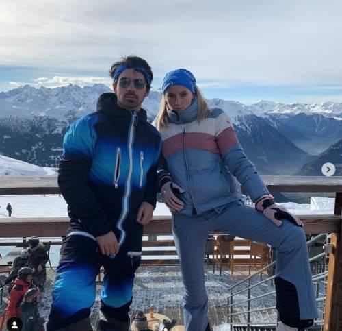 Sophie Turner e Joe Jonas: foto 6