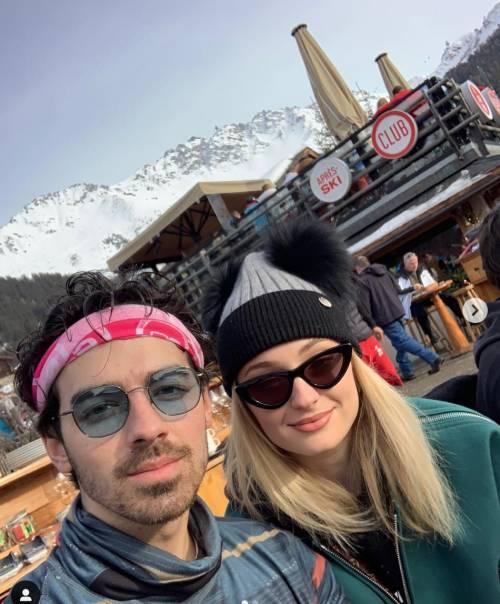 Sophie Turner e Joe Jonas: foto 7