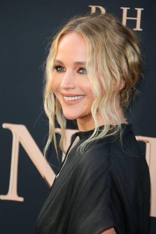 Jennifer Lawrence si è sposata di nascosto?