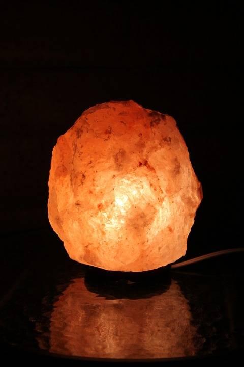 Gatto lecca la lampada di sale e rischia di morire