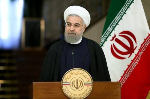 """Iran, Rohani: """"Presenteremo piano di pace all'Onu"""""""