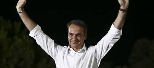Ecco chi è Kyriakos Mitsotakis, nuovo primo ministro della Grecia