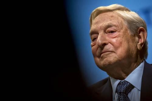 """Il ritorno di George Soros: """"Trump? Un narcisista"""""""