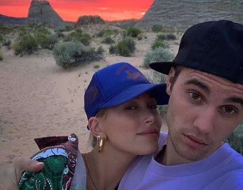 """Hailey Baldwin e la dedica social a Justin Bieber: """"Non potrei amarti di più"""""""