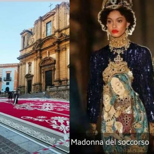 """Dolce e Gabbana in Sicilia, tra """"blasfemie"""" e """"giallo"""" ex voto"""