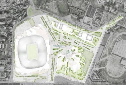 Nuovo stadio Inter-Milan: per ora vincono i no in Comune