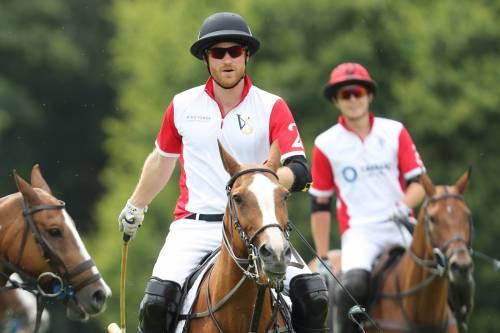 Meghan Markle e Archie alla partita di polo: foto 6