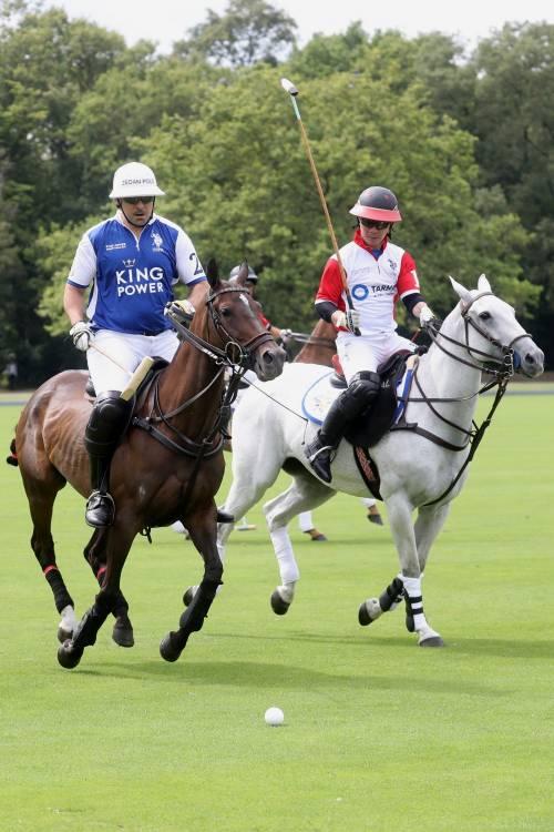Meghan Markle e Archie alla partita di polo: foto 8