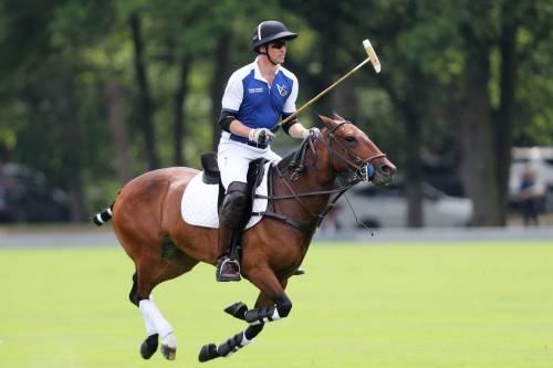 Meghan Markle e Archie alla partita di polo: foto 10