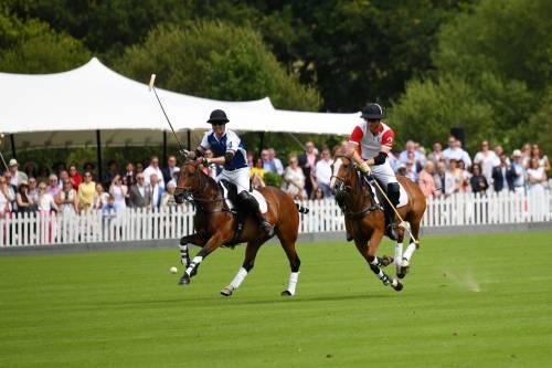 Meghan Markle e Archie alla partita di polo: foto 3