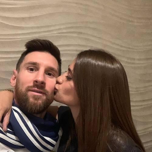 Lady Messi si prende la scena su Instagram 6