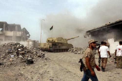 """Forze armate europee in Libia: ecco cosa """"progetta"""" Bruxelles"""