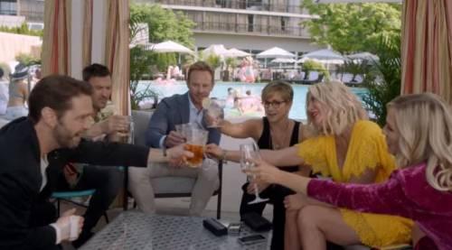 BH 90210: ecco il trailer dal Peach Pit