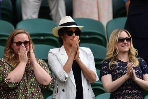 """""""Non potrebbe esistere un'amica migliore di lei"""". Serena Williams prende le difese di Meghan Markle"""