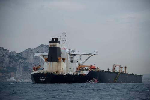 Gibilterra pronta a rilasciare la petroliera iraniana