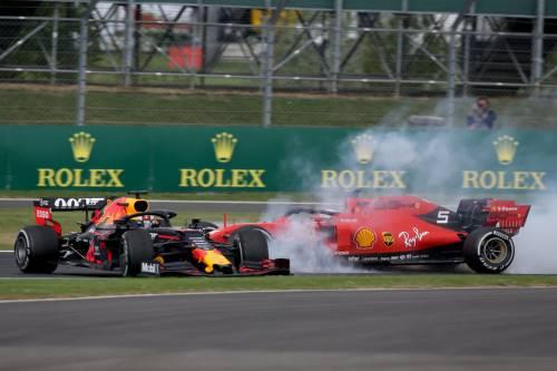 """Formula Uno, Vettel ammette l'errore: """"Colpa mia l'incidente con Verstappen"""""""