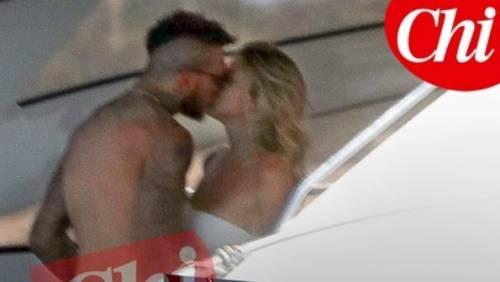 Diletta Leotta, primo bacio con Daniele Scardina a Ibiza