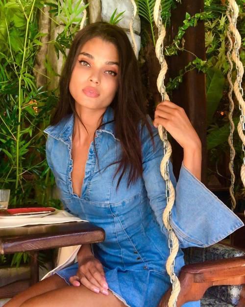 Daniela Braga, il sexy Angel brasiliano di Victoria's Secret 6