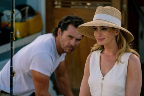 """""""Serenity - L'isola dell'inganno"""", enorme passo falso della coppia McConaughey/Hathaway"""