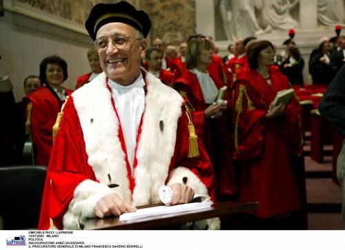 Francesco Saverio Borrelli, una vita in magistratura 8