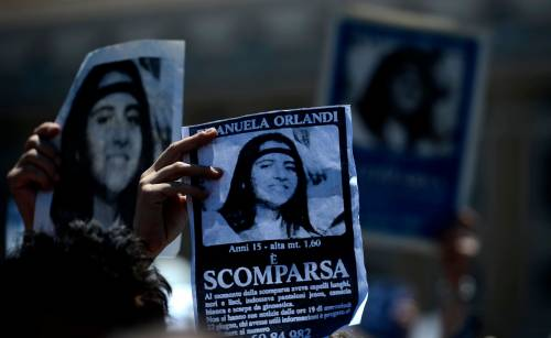 Tutte le ultime tappe del mistero di Emanuela Orlandi